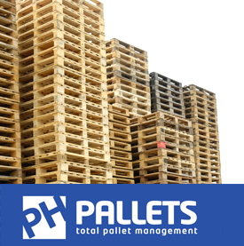 Pallets Purchased, Wooden Pallets Purchased, Scrap Pallets