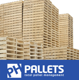 New Wooden Pallets, Used Wooden Pallets, Heat Treated ...